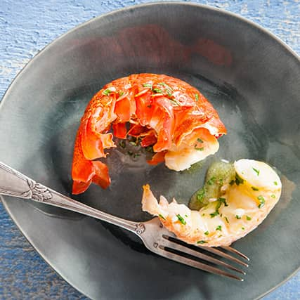 Rock lobster delight - recipe by sapmer
