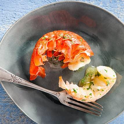 圣保罗岩龙虾肉